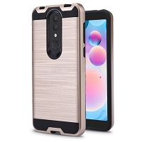 Alcatel 3V 2019 Hybrid Case Gold